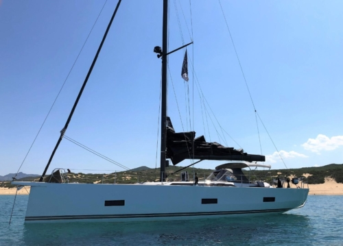 50ft - Solaris 50 Sailing boat for Sale with Whites Yachts Brokers Mallorca Spain