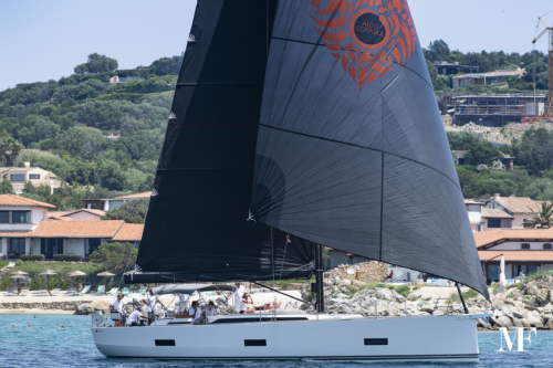 Solaris 50 under Sail - Sail boat for Sale - Whites Yachts Brokers Mallorca Spain