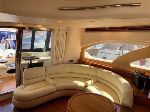 Azimut 55 for sale Whites Yachts Broker Mallorca