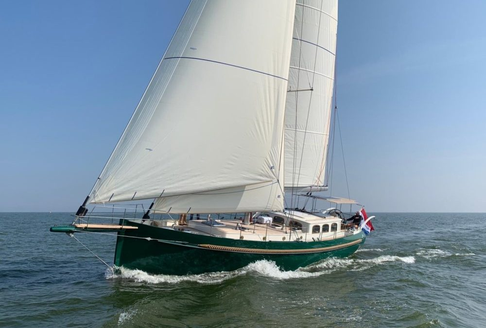 New-building project finished – Puffin 50 commissioned