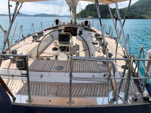 Standfast 66 for sale Whites International Yacht Mallorca